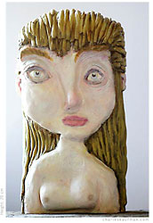 Limited-edtion, hand crafted and hand painted reproductions of original sculptures by artist Charles Kaufman