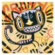 """3D Graphic: """"Crazy Cat"""""""