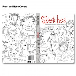 "Book: ""Sketches"" 240 pages"