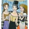 """Gemälde:  """"Circus Fortune Tellers"""""""