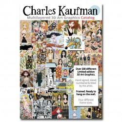 """Katalog: """"Charles Kaufman 3D Art Graphics"""""""