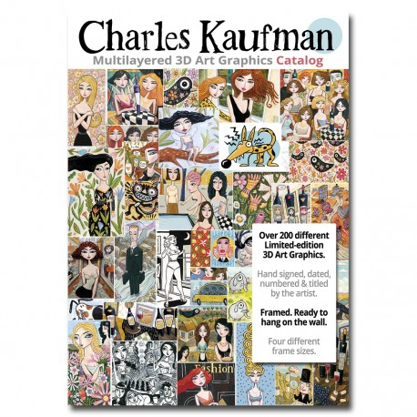 "Catalog: ""Charles Kaufman 3D Art Graphics"""