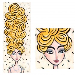 "3D Graphic: ""Big Hair"""