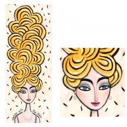 "3D Graphic: ""Big Hair"""
