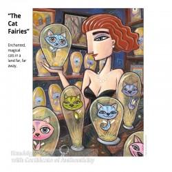 "3D Grafik: ""The Cat Fairies"""