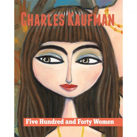 Kunstbuch: Five Hundred and Forty Women