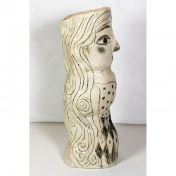 "Skulptur:  ""Woman with Long Hair"""
