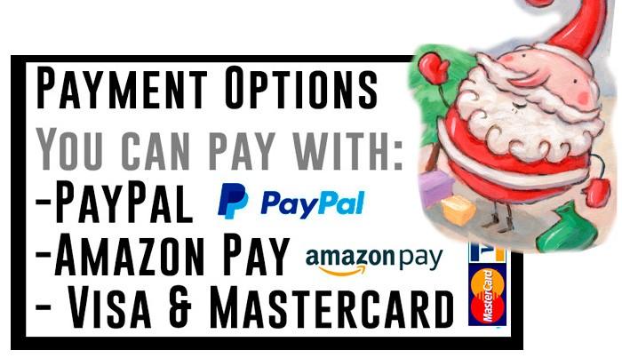 New! Amazon Pay