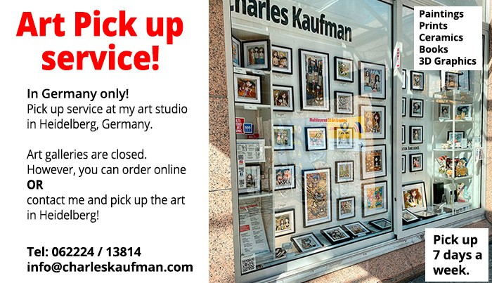 pick up your art