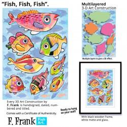 "3D Grafik:  ""Fish, Fish, Fish"""