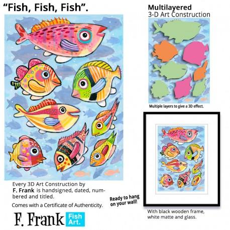 "3D Graphic: ""Fish, Fish, Fish"""